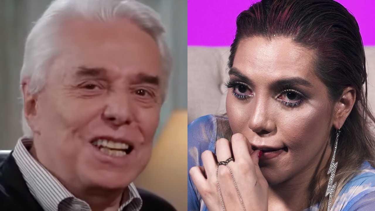 Enrique Guzmán ya no quiere saber nada de Frida Sofía