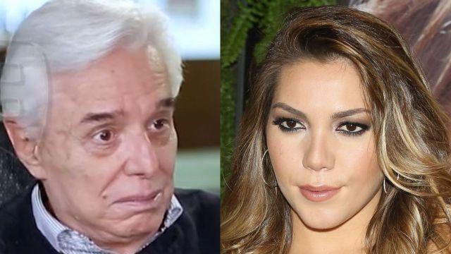 Enrique Guzmán acusa a Frida Sofía de golpear a Alejandra Guzmán