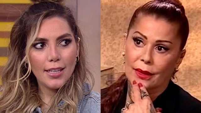 Alejandra Guzmán metió en un manicomio a Frida Sofía cuando tenía 14 años, aseguran