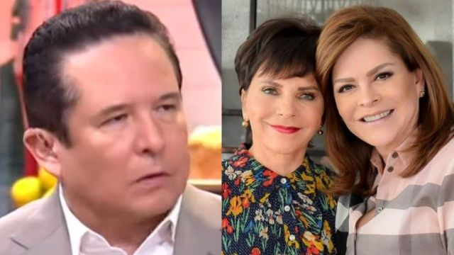 """Gustavo Adolfo arremete contra Pati Chapoy y Mara Patricia por """"tapaderas"""""""