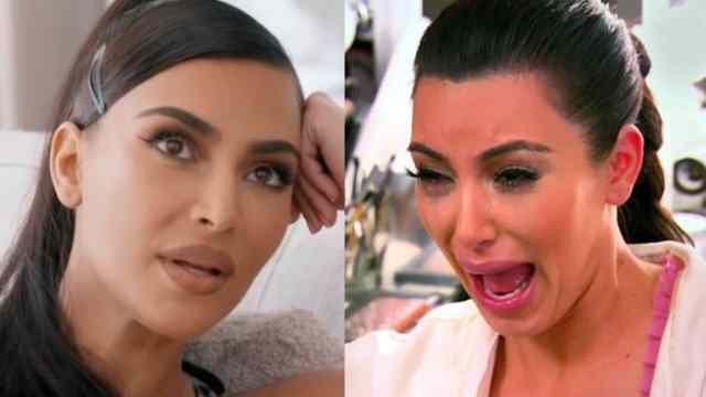 Kim Kardashian reprueba su primer examen en la universidad y ya no quiere estudiar