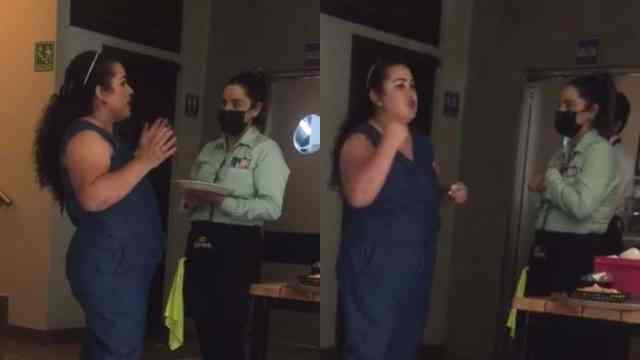 Lady Come Gratis: Mujer se niega a pagar la cuenta de sus 17 invitados en restaurante