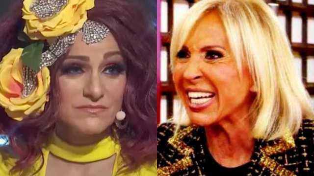 Laura bozzo llama patética a Lolita Cortés