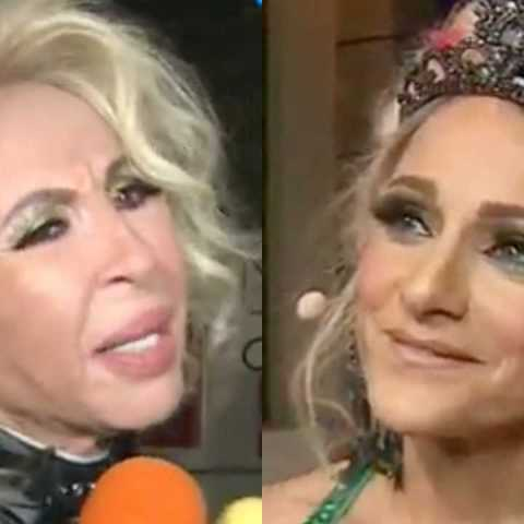 Laura Bozzo manda a la chin a Lolita Cortés