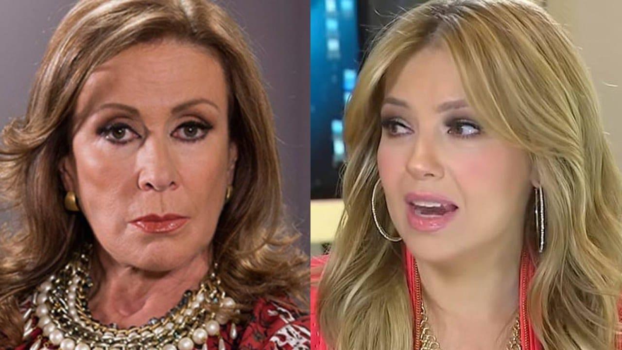 Laura Zapata jura que Thalía no la mantiene y tiene dinero por éxito propio