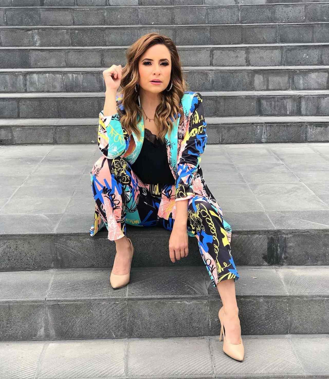 Linet Puente Camila Sodi entrevista soberbia