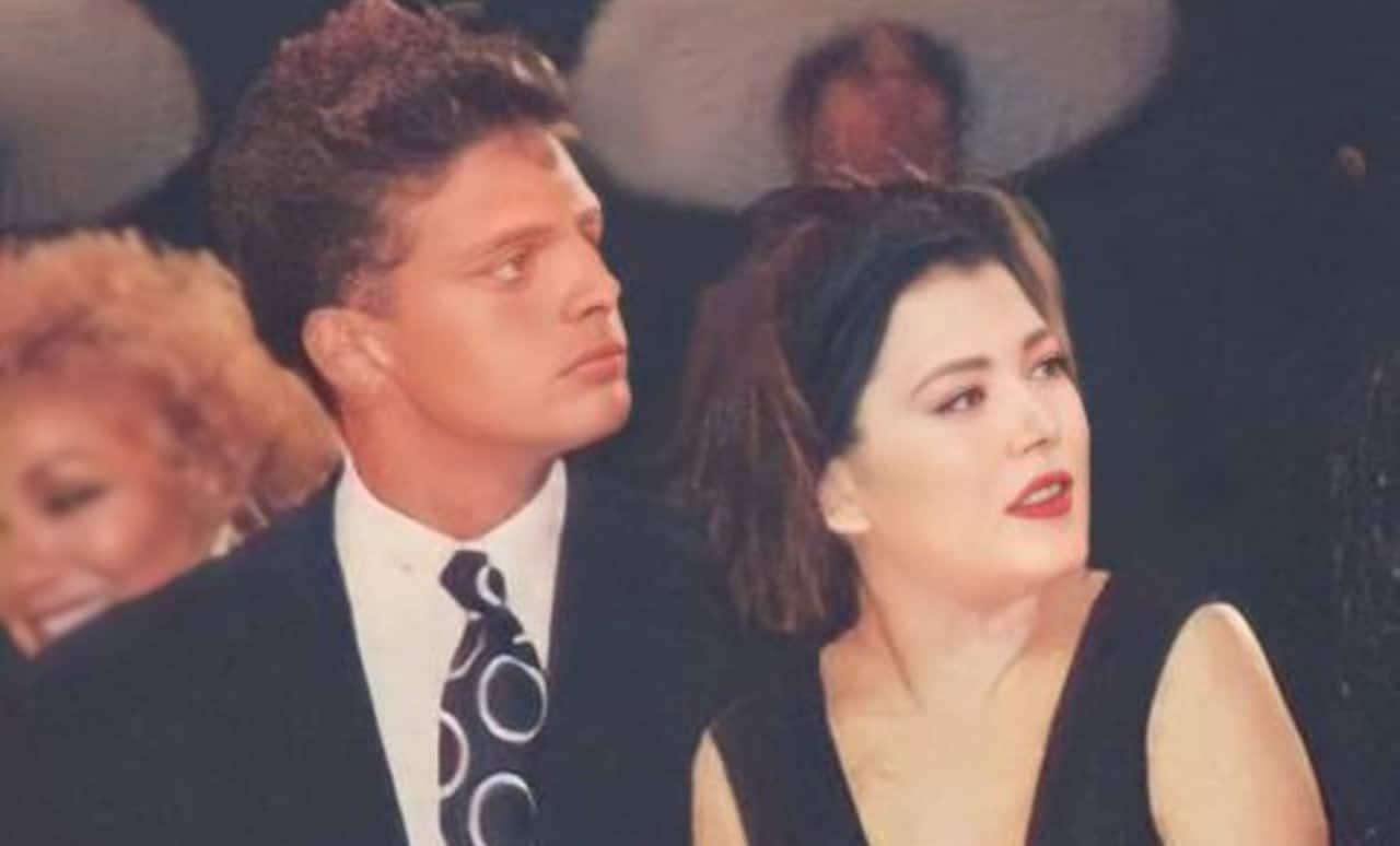 Luis Miguel relación Alejandra Guzmán Stephanie Salas