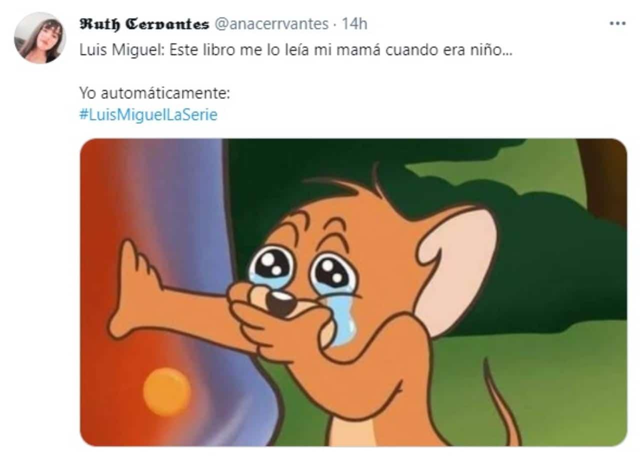 Luis Miguel cuarto capitulo jerry