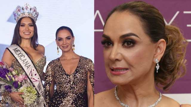 Lupita Jones publica por error el mensaje por si perdía Andrea Meza en Miss Universo