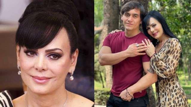 Maribel Guardia causa peleas hijo esposa