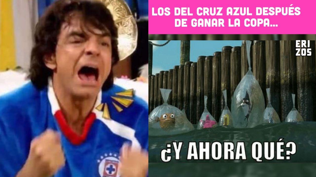 Los mejores memes de la final de la Liga MX: Cruz Azul vs. Santos