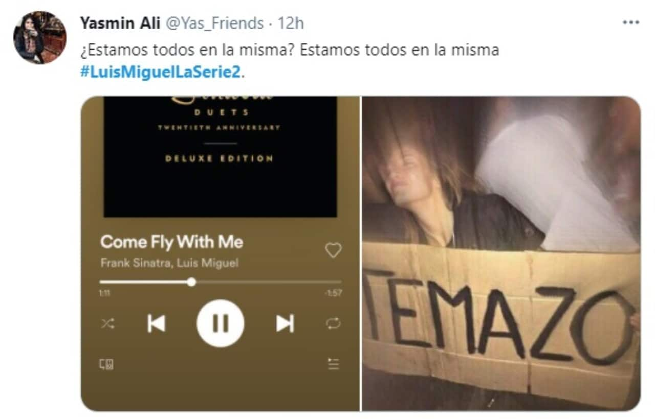 Meme Luis Miguel Come Fly With Me