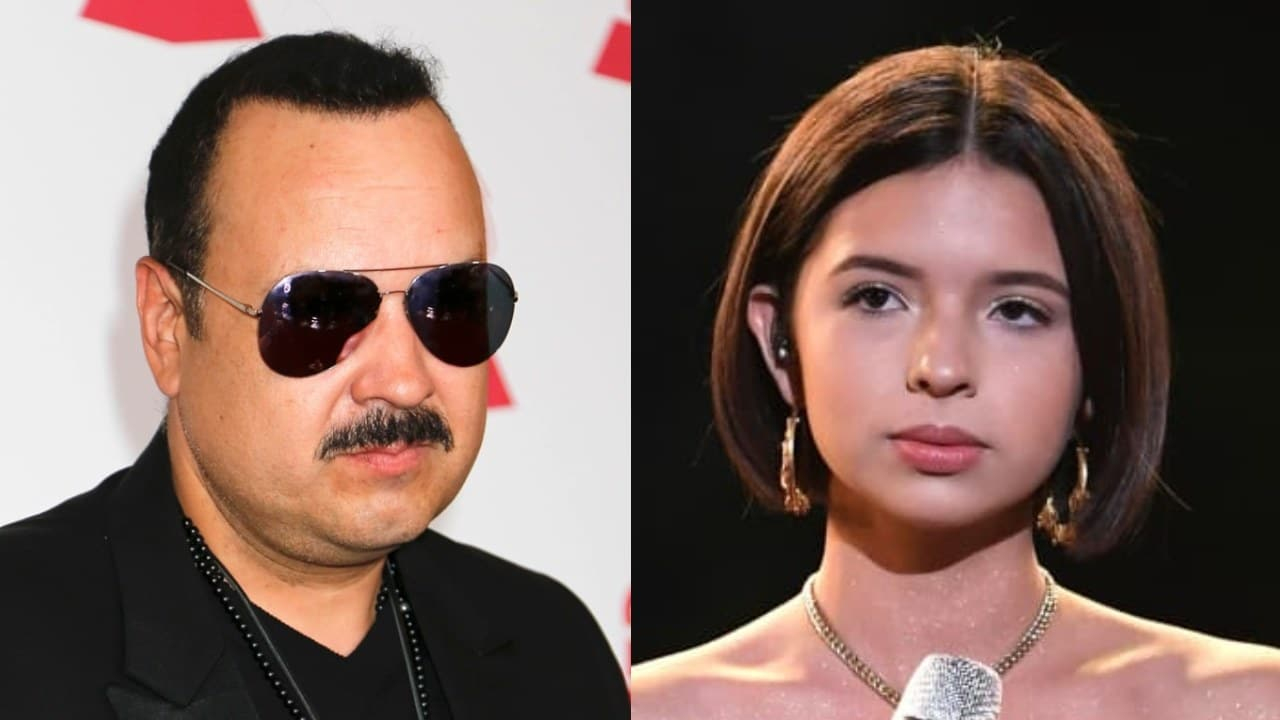 Pepe Aguilar explica porqué Ángela Aguilar cantó mal el Himno Nacional