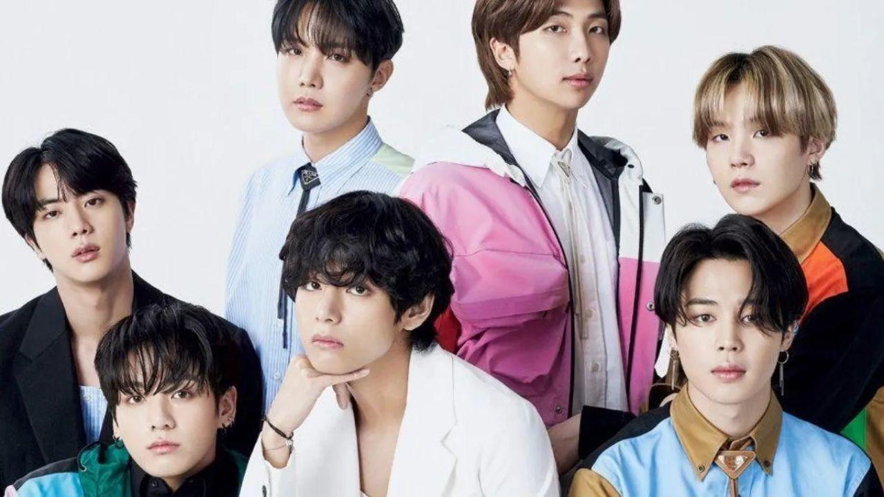 BTS registrará la palabra Borahae como marca