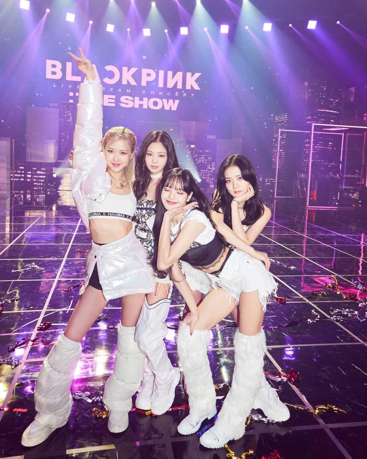 BLACKPINK evento de su aniversario 5