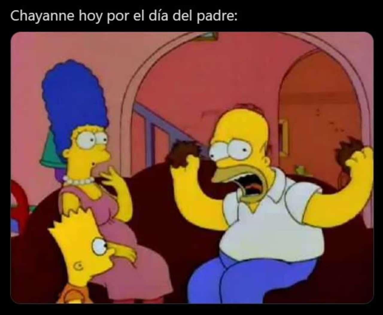 Chayanne memes Día del Padre
