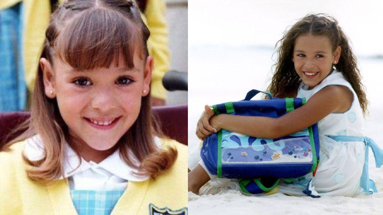Danna Paola antes y después