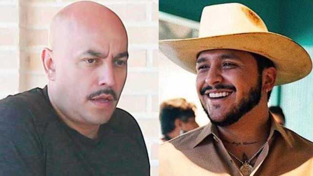 """Lupillo Rivera le responde a Nodal tras llamarlo """"puerco"""" por su tatuaje: """"yo comí primero"""""""