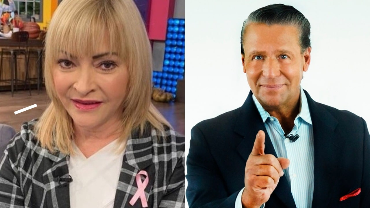 Rocío Banquells derrota a Alfredo Adame y arremete contra él