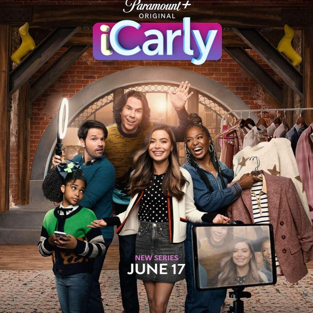 iCarly regresa a la pantalla