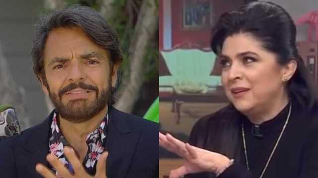 Eugenio Derbez asegura que su mamá es la reina de las telenovelas y no Victoria Ruffo