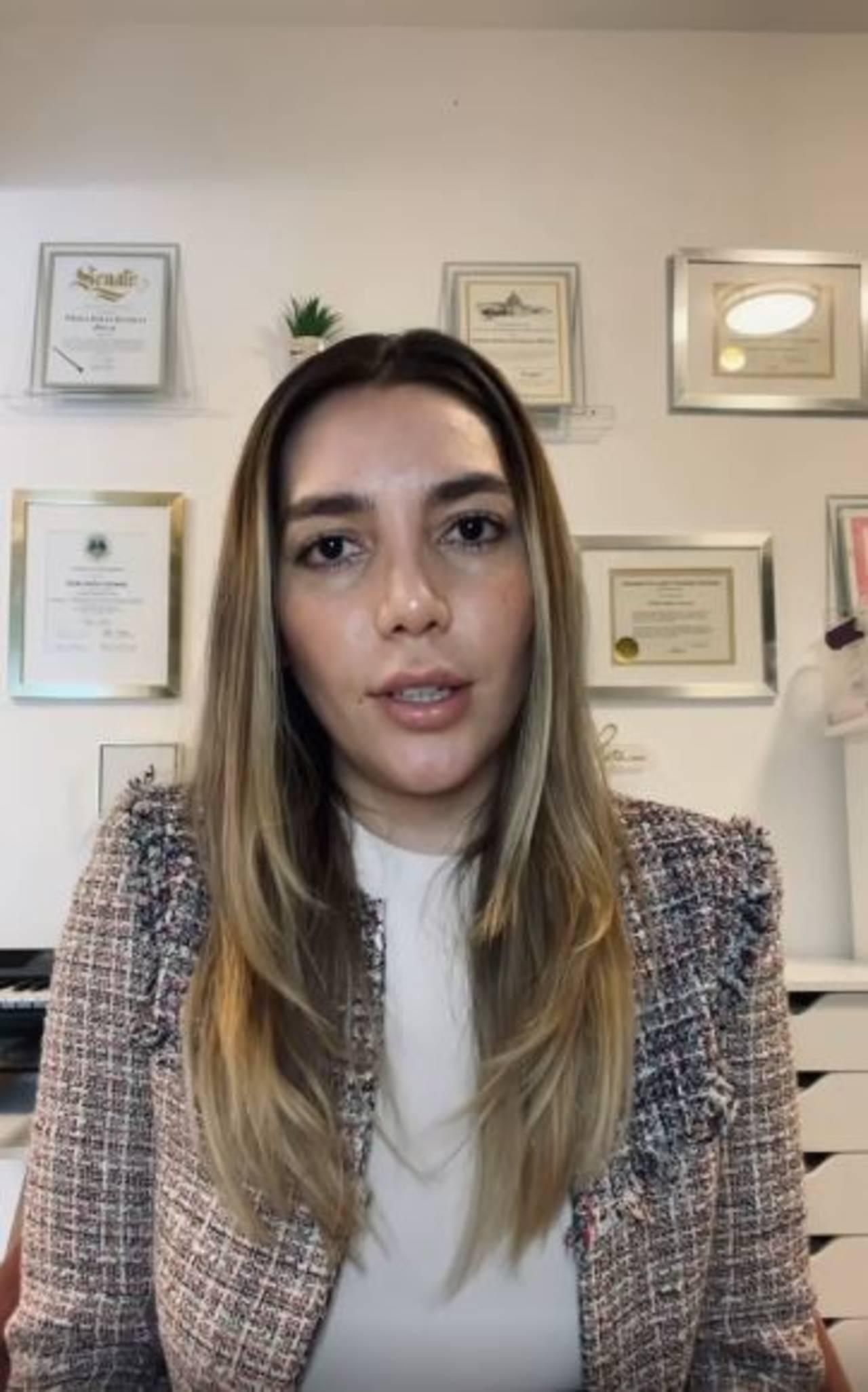 Frida Sofía habla de la demanda contra Enrique Guzmán y Alejandra Guzmán