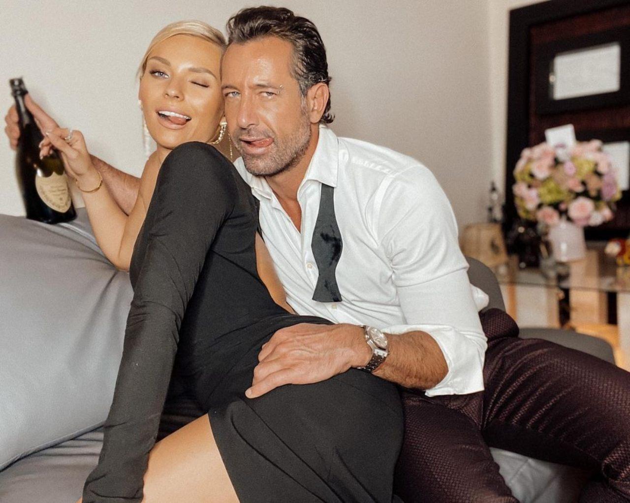 Gabriel Soto Irina Baeva empiezan planes boda