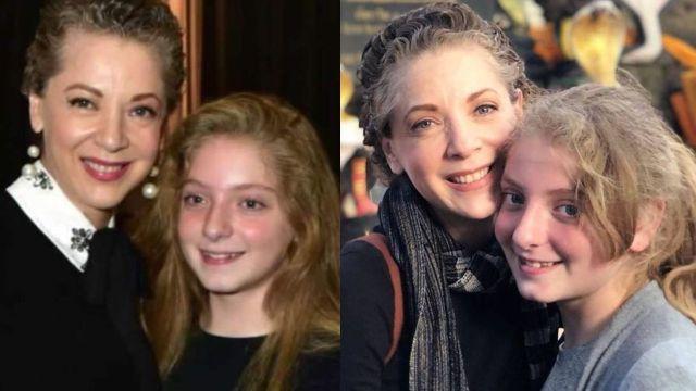 Constanza, hija de Edith González reaparece y es idéntica a la actriz