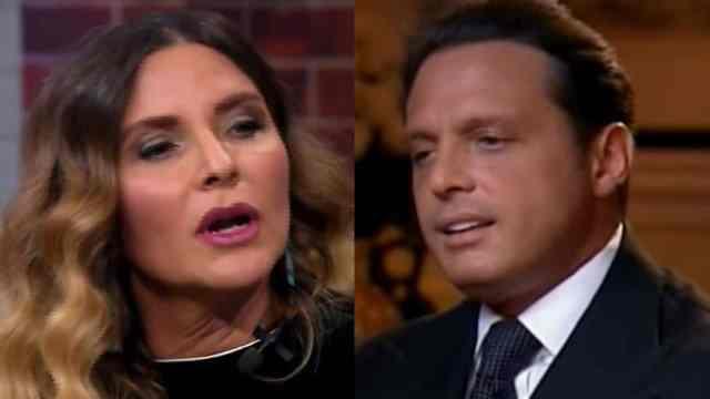 Issabela Camil explota en programa en vivo tras recordarle a Luis Miguel