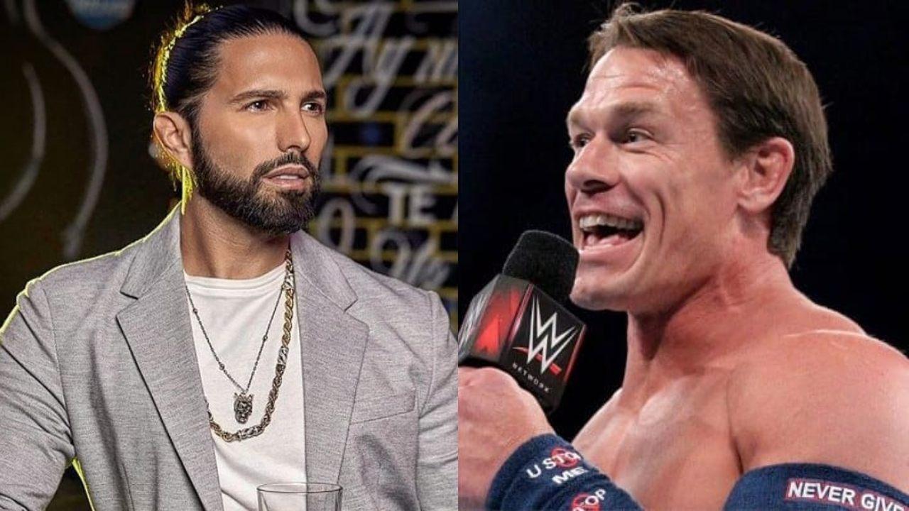 John Cena reta a Poncho de Nigris