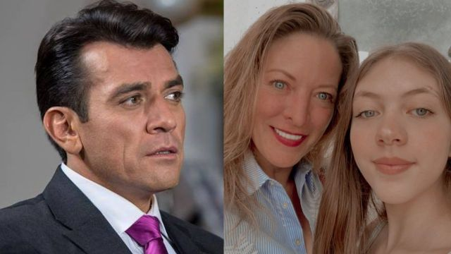 Jorge Salinas niega ser el padre de la hija de Andrea Noli