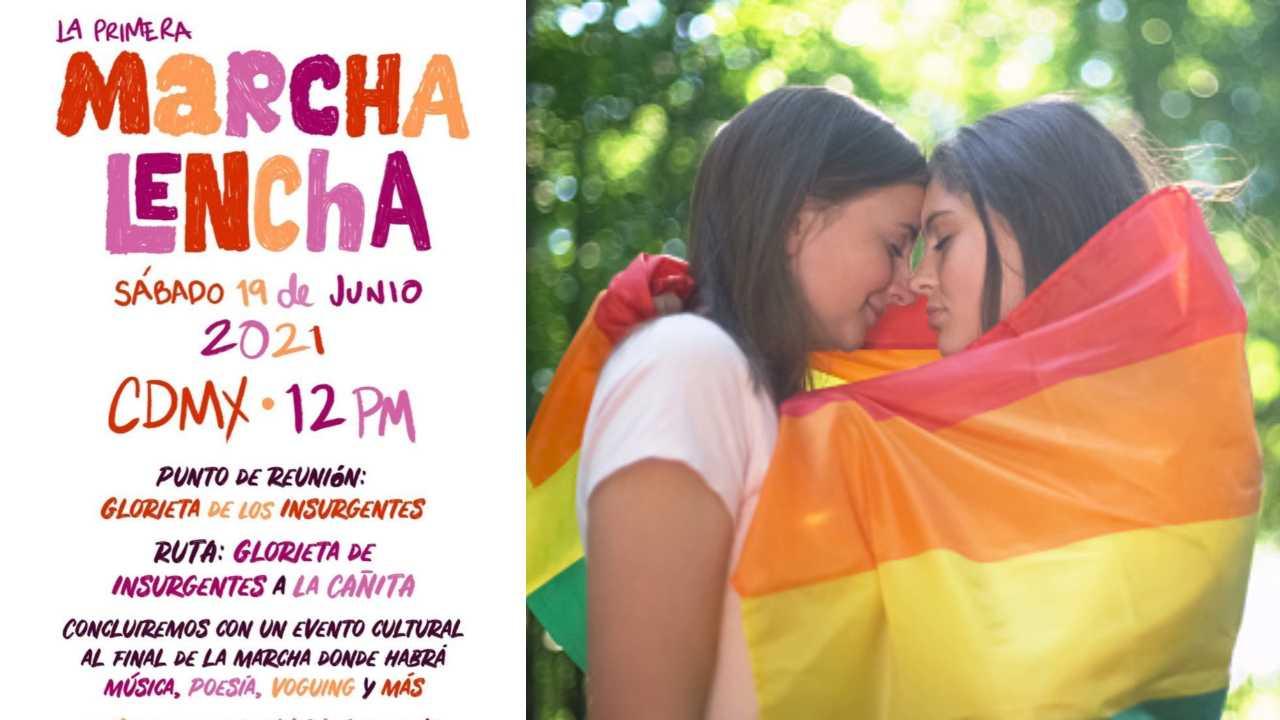 Marcha Lencha se llevará a cabo por primera vez en la CDMX