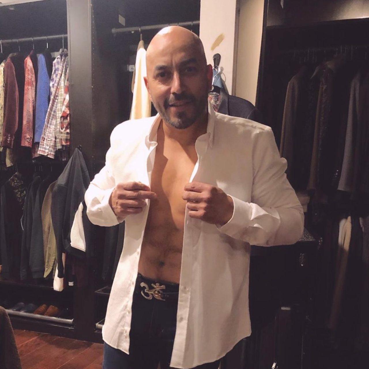Lupillo Rivera es llamado machista