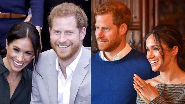 Meghan Markle y el príncipe Harry anuncian que ya nació su hija Lilibet Diana