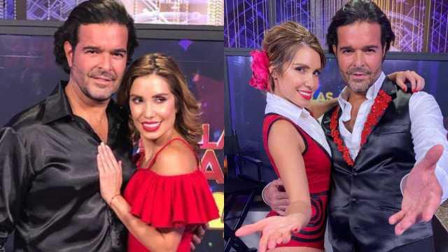 Andrea Escalona y Pablo Montero desatan rumores de relación en 'Hoy'