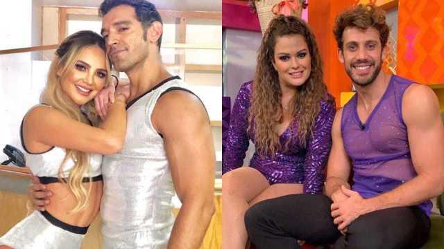 La pareja ganadora de Las estrellas bailan en Hoy