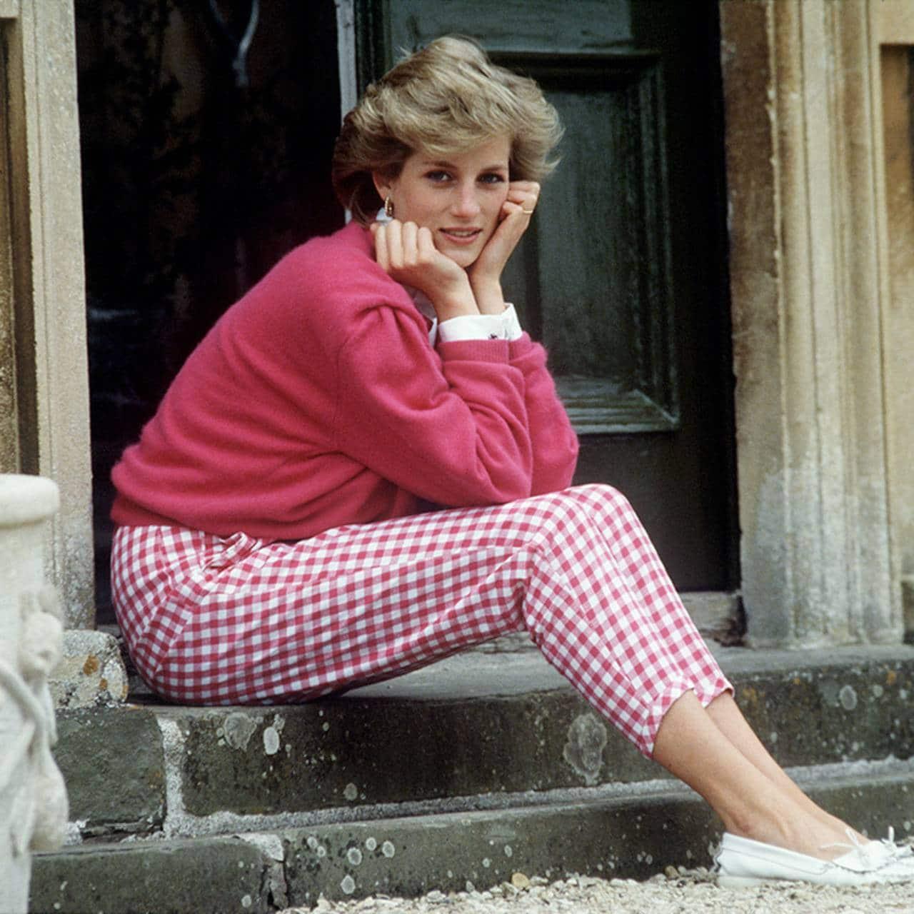 Princesa Diana así luciría actualmente