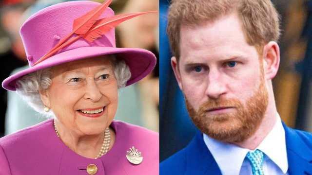 Reina Isabel invita Harry desayunar Windsor