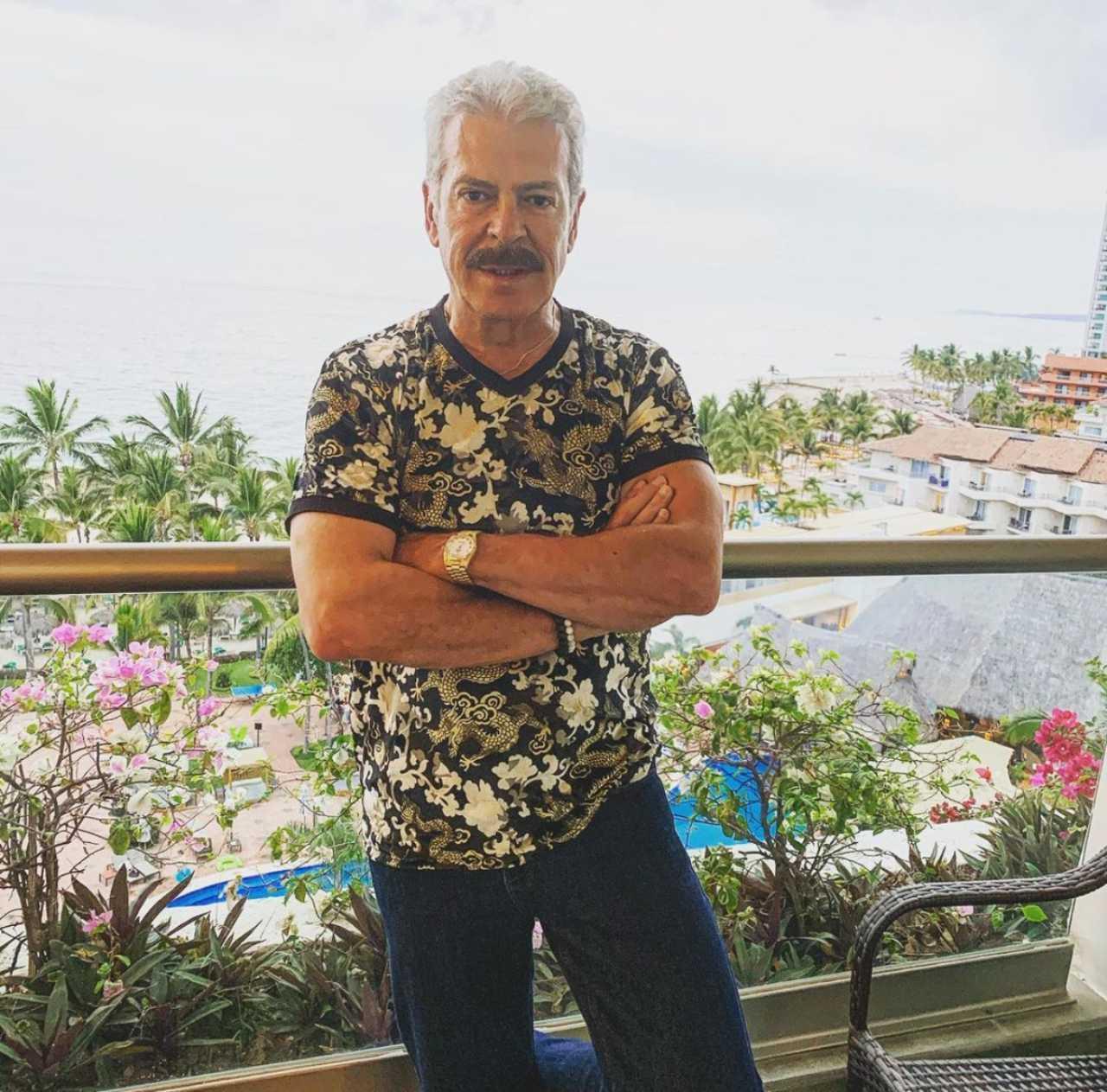 Sergio Goyri se molesta al escuchar de Yalitza Aparicio