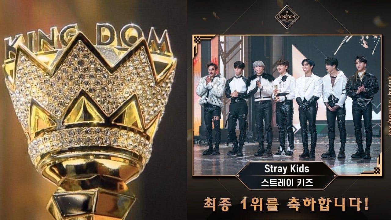 Stray Kids reyes Kingdom Legendary War