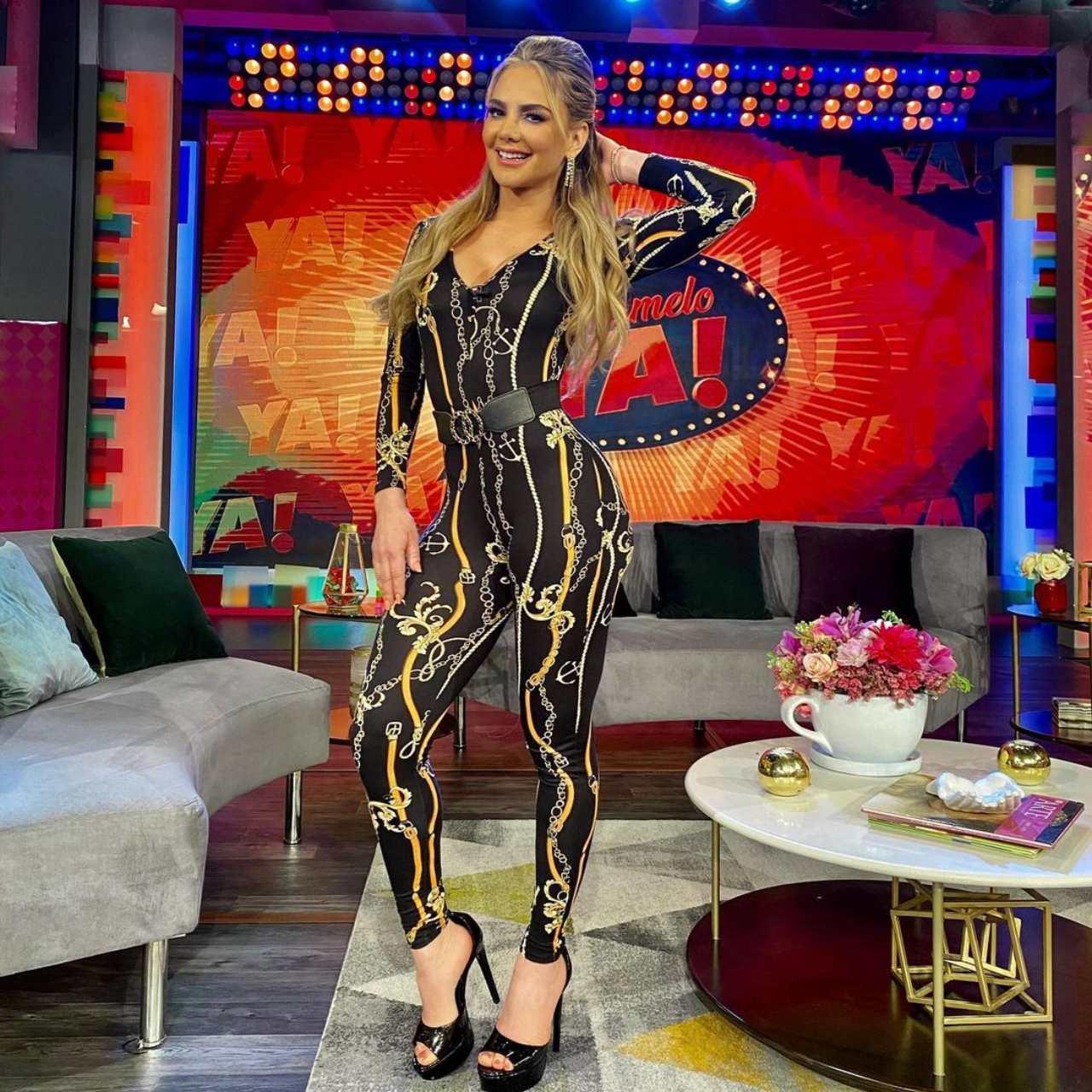 Ximena Cordoba criticada fuertemente Lolita Cortes