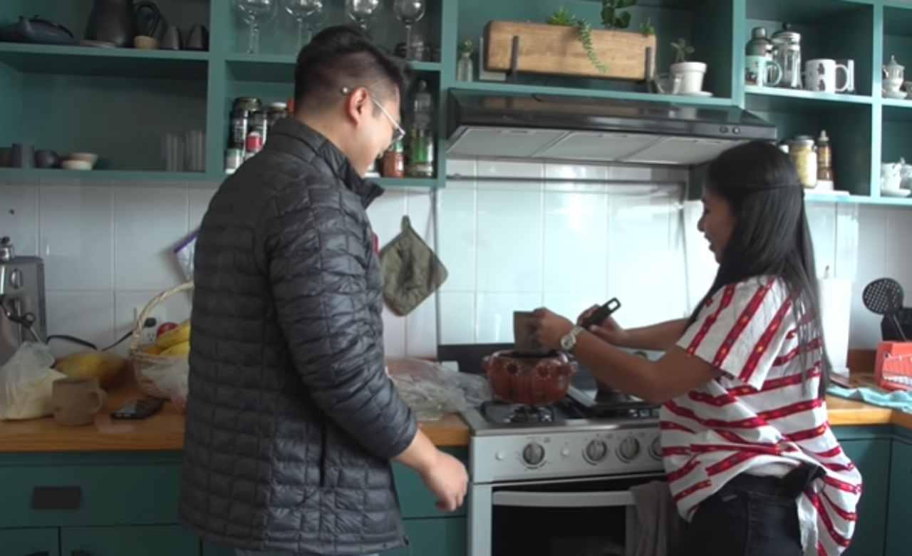 La cocina de Yali
