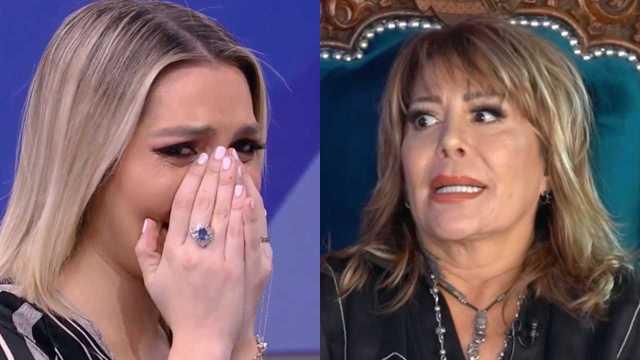 Alejandra Guzmán sorprende al revelar que ella quería un niño