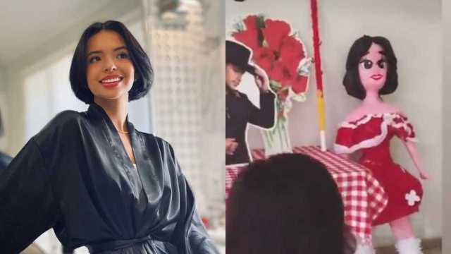 Niña festeja su cumpleaños con fiesta temática de Ángela Aguilar