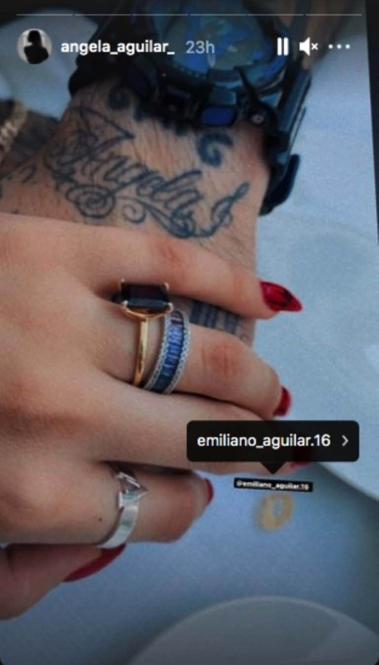 Tatuaje de su hermano