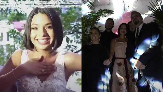 Ángela Aguilar: así fue la lujosa fiesta de la cantante cuando cumplió XV años