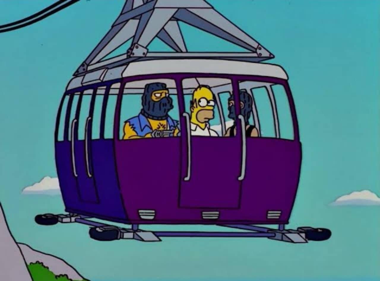 meme primera imagenes inauguracion cablebus