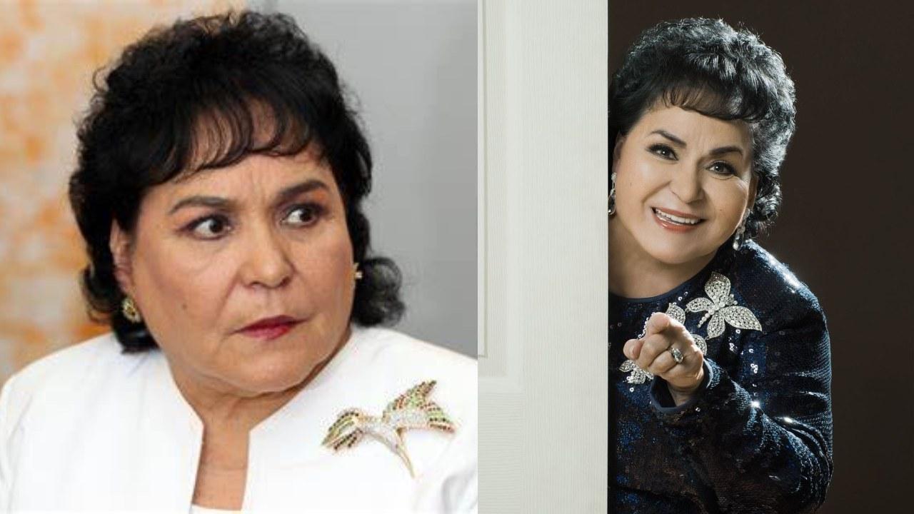 Carmen Salinas Mexico se volvera Cuba