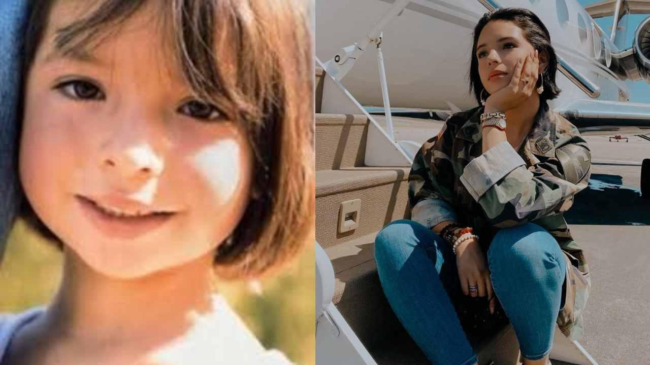 Ángela Aguilar publica inédito video de cuando era bebé y estaba toda tierna