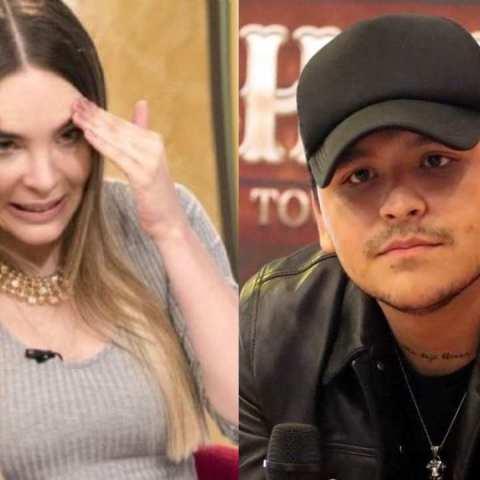 Belinda y Christian Nodal: el cantante revela que quiere tener una niña